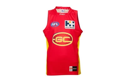 Gold Coast Football Jersey