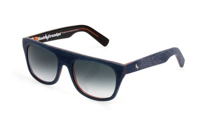 Blue Hush Grandpa Sunglasses