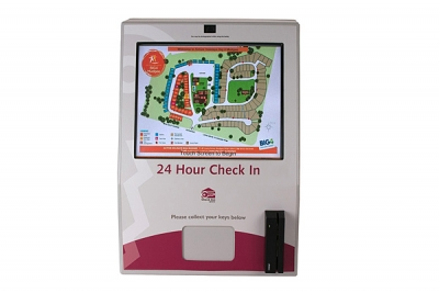 Check In System 1