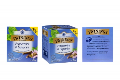 Twinings Packets