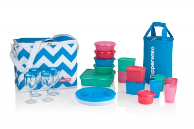 Picnic Tupperware
