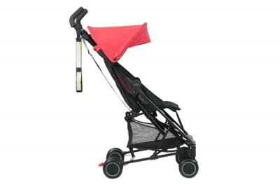 Animated stroller