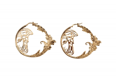 Earrings Versace